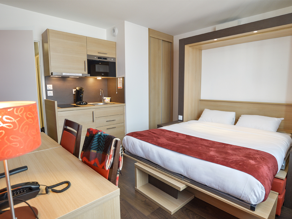 Studio meubl privilodges clermont ferrand - Location studio clermont ferrand meuble ...