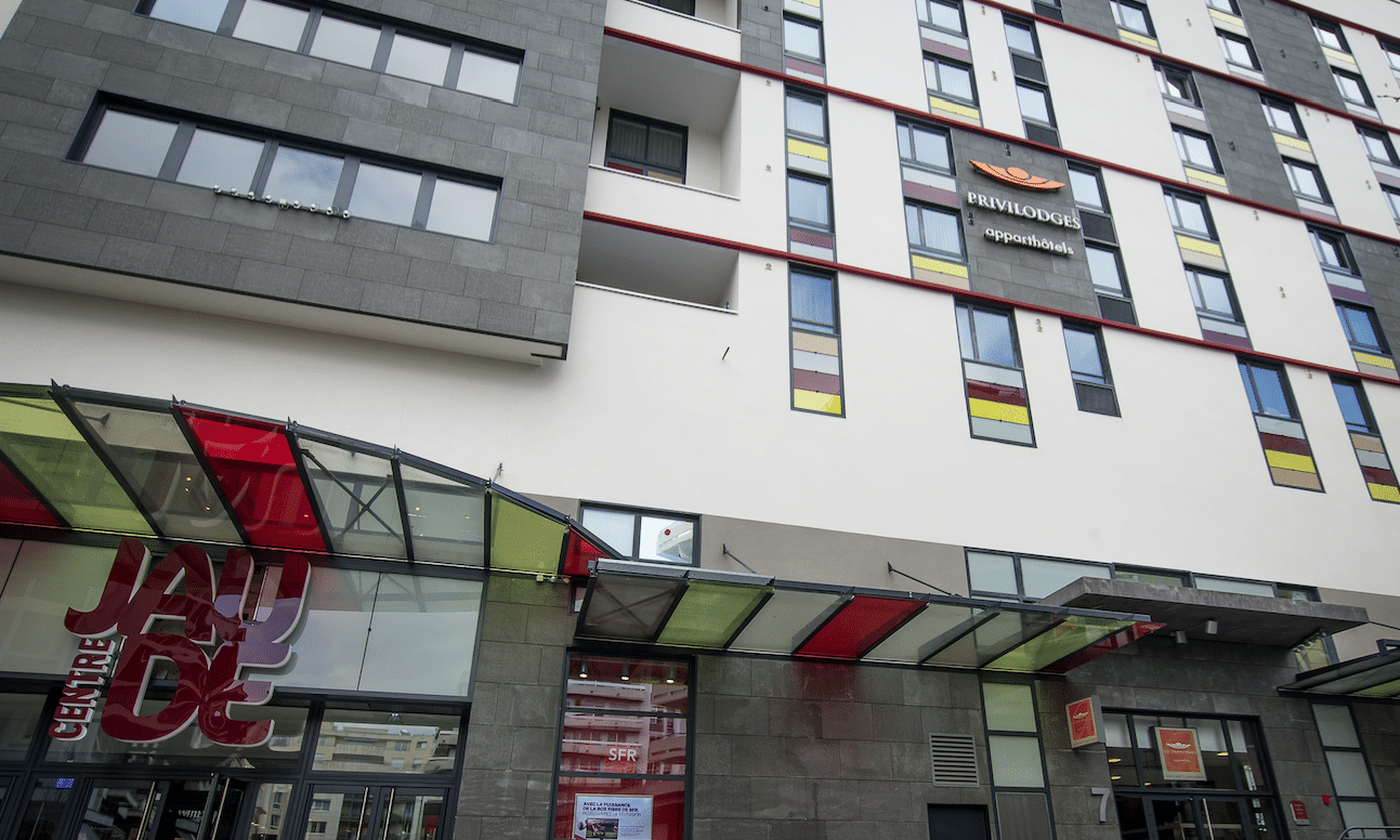 Clermont-Ferrand apartment hotel