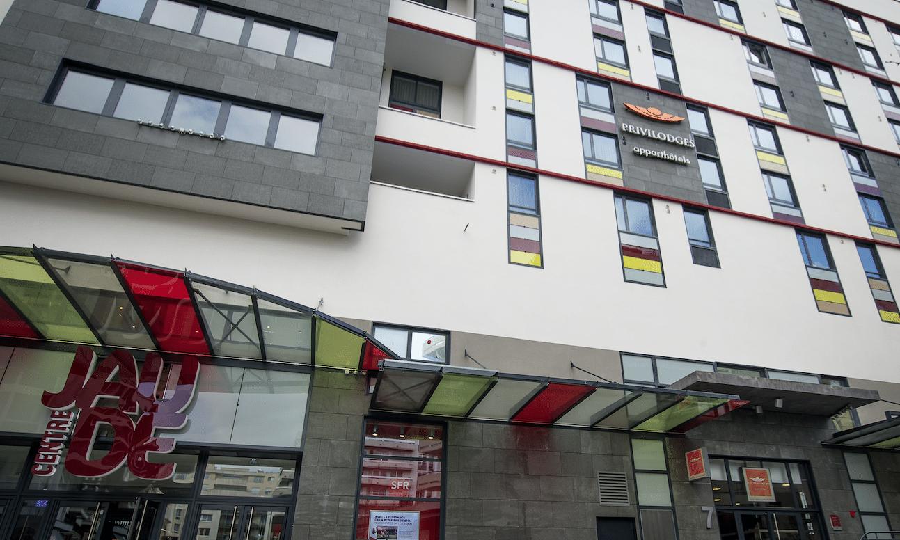 Apparthôtel Clermont-Ferrand