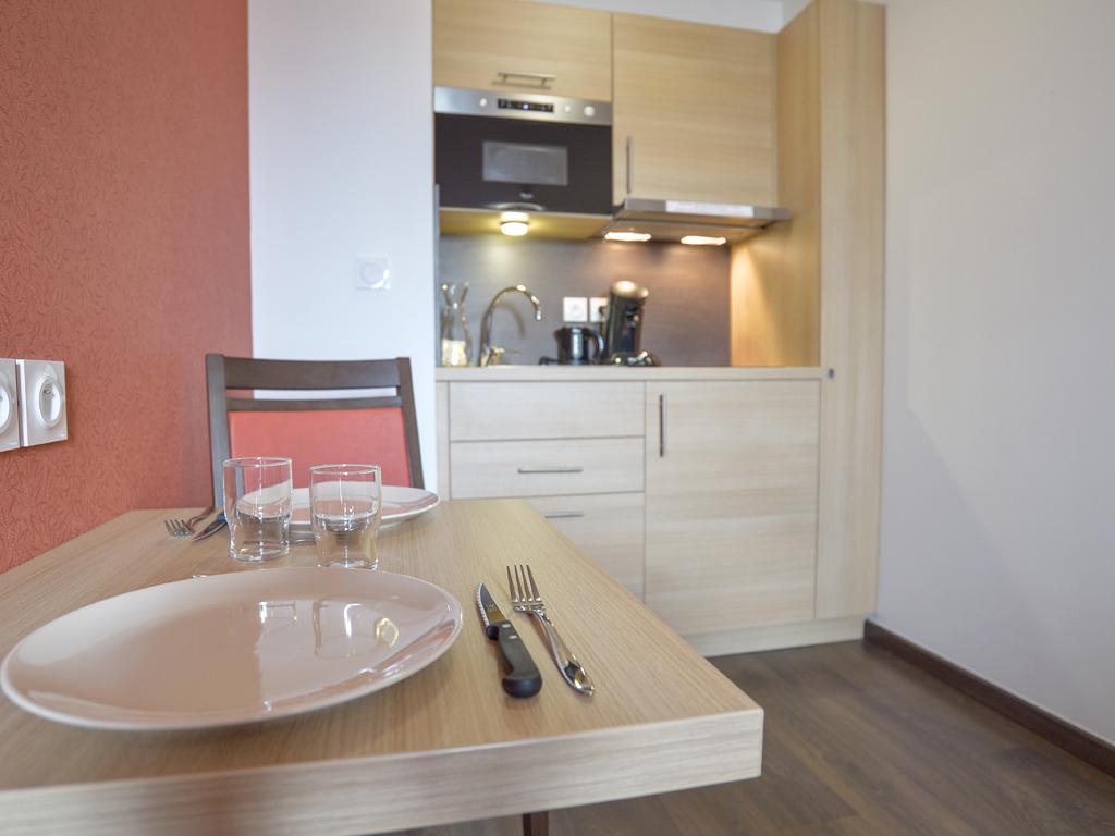 2 rooms Privilodges Clermont-Ferrand