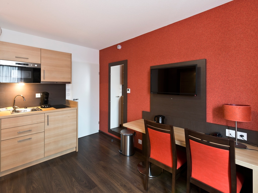 Studio apartments Privilodges Clermont-Ferrand