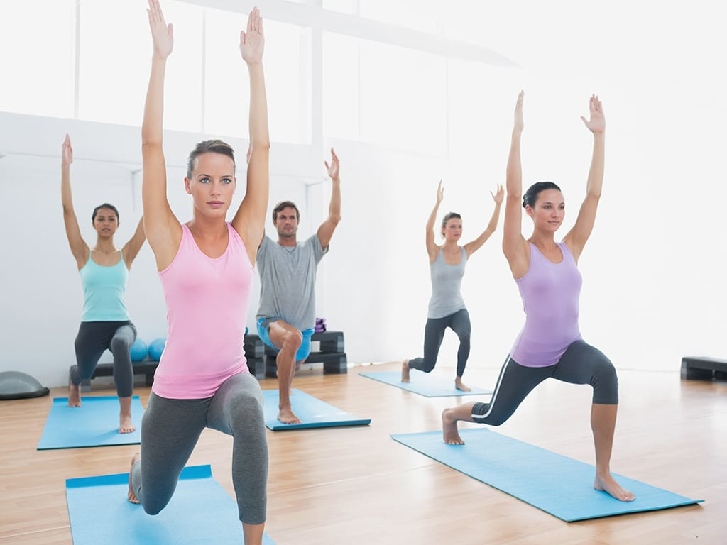 Make the most of our free Pilates sessions!