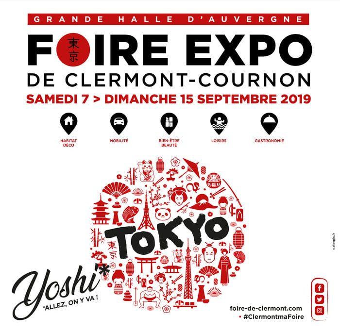 Foire Internationale de Clermont-Cournon 2019