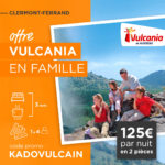 "OFFER ""BUY 3 NIGHTS – GET VULCANIA FOR FREE !"""