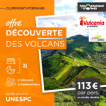 "OFFER Weekend ""DISCOVER THE VOLCANOS"""
