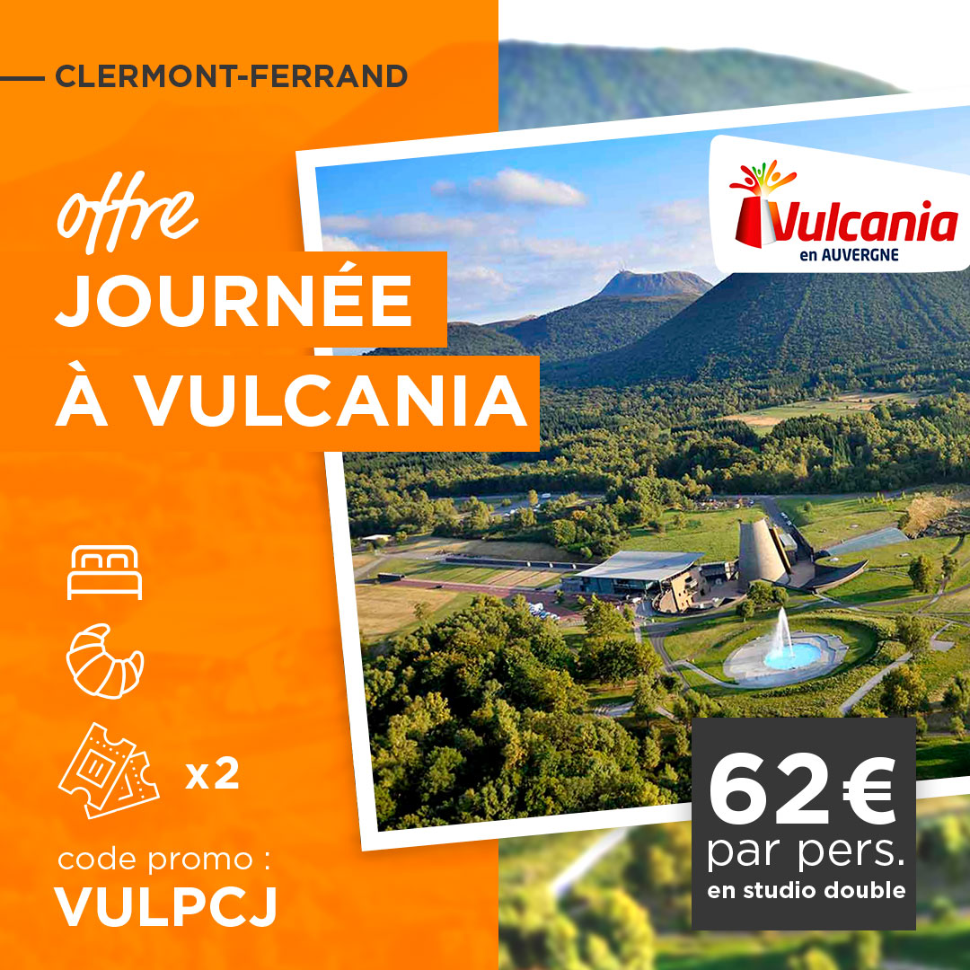 "OFFER ""VULCANIA INCLUDED"""